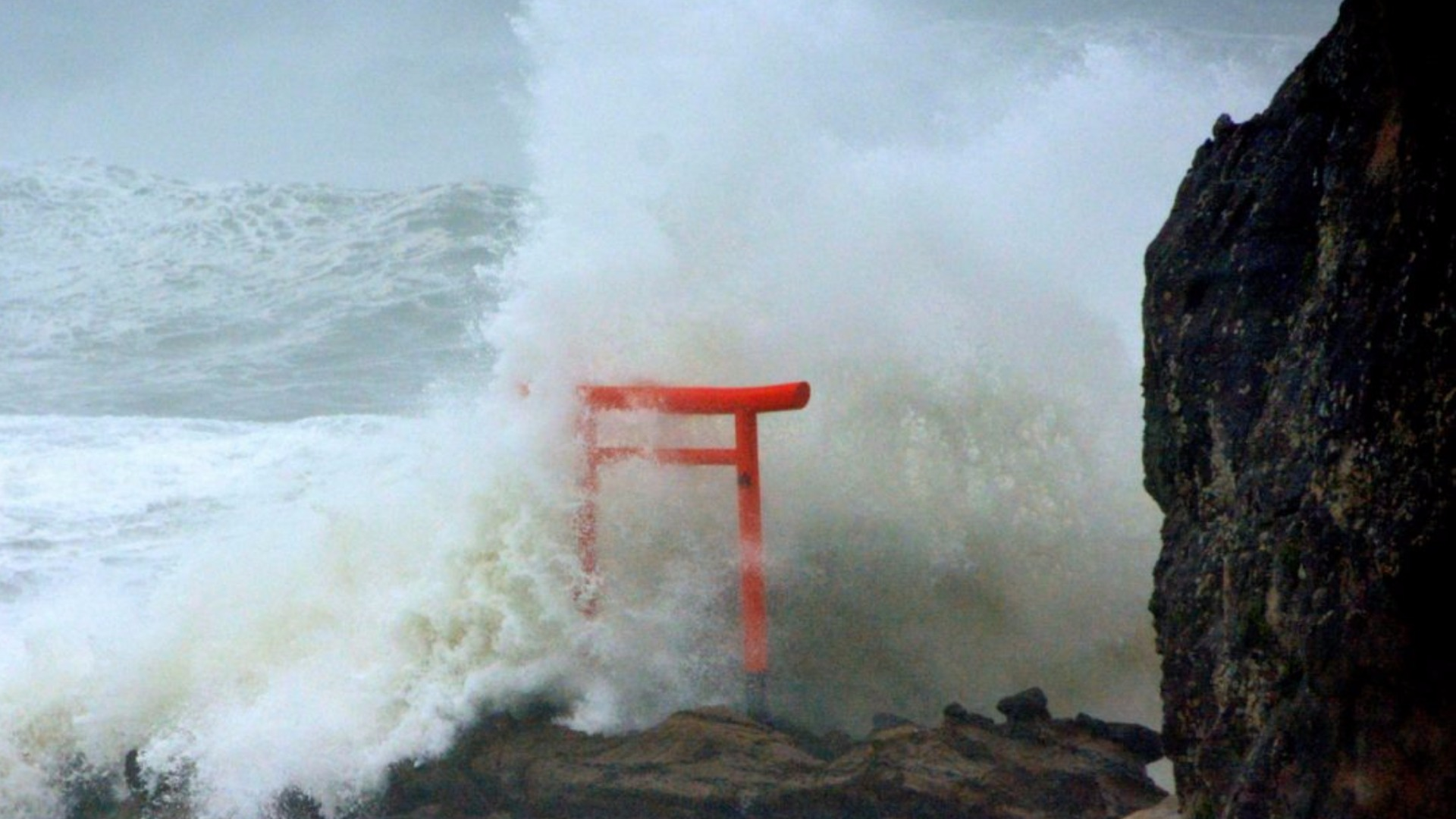 Japan typhoon kills 9 in elderly home