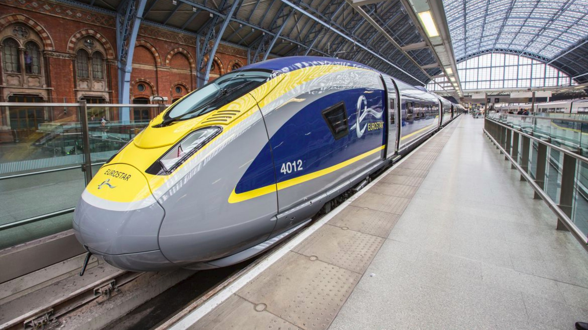 Eurostar suffers underlying loss for 2016 blaming terror attacks